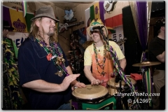 fat tuesday at lincolns roadhouse denver colorado with bluekrew feb.20,2007