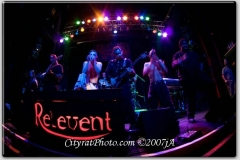"Relevent ""Display Your Prey"" CD Release Party"